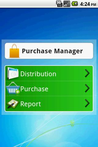 Purchase Distribution- screenshot