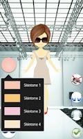Screenshot of Dress Up Girl