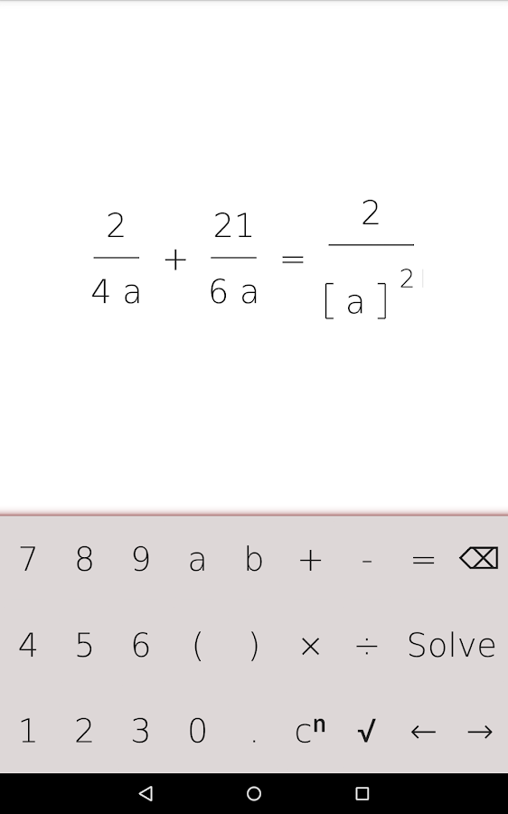 algebra helper