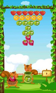 Fruit Bubble Shooter - Kids- screenshot thumbnail