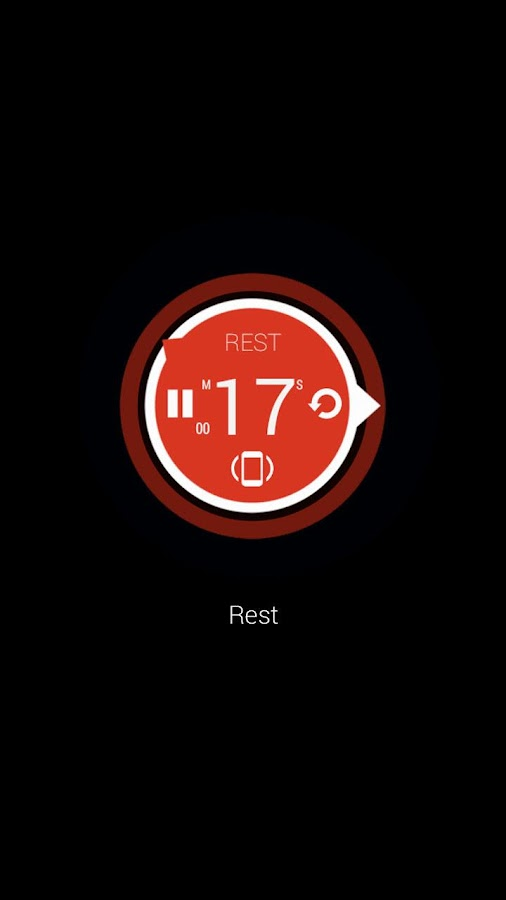 Wear Interval Timer- screenshot