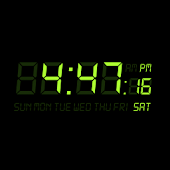 Alarm Clock Live Wallpaper