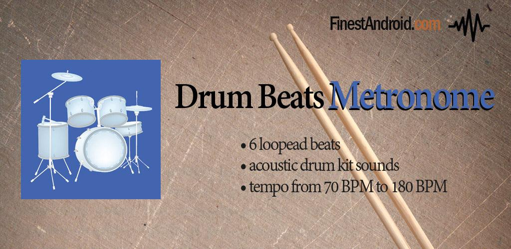 Download Drum Beats Metronome APK latest version game for android