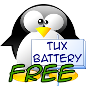 Mini Tux Battery Widget Free