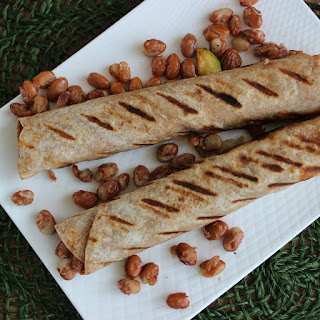 Grilled Tortilla Wraps.