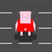 Crossy Peppar Pig