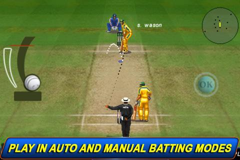 Cricket world cup  game download for android