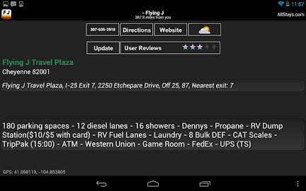 Truck Stops and Travel Plazas Screenshot 11