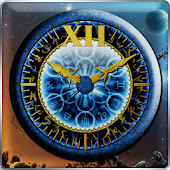 Zodiac Clock HD 3D LWP