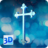 Holy Cross 3D Live Wallpaper