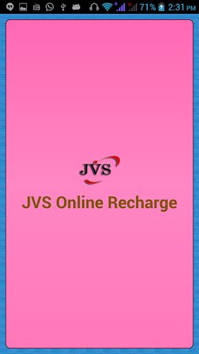 JVS Online Recharge