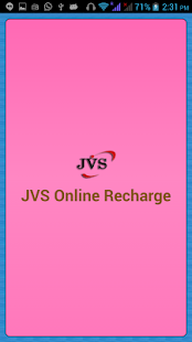 JVS Online Recharge- screenshot thumbnail