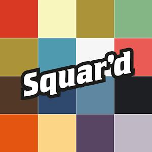 Squard - a photo sharing game
