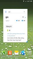 Screenshot of Từ Điển Anh Việt Laban