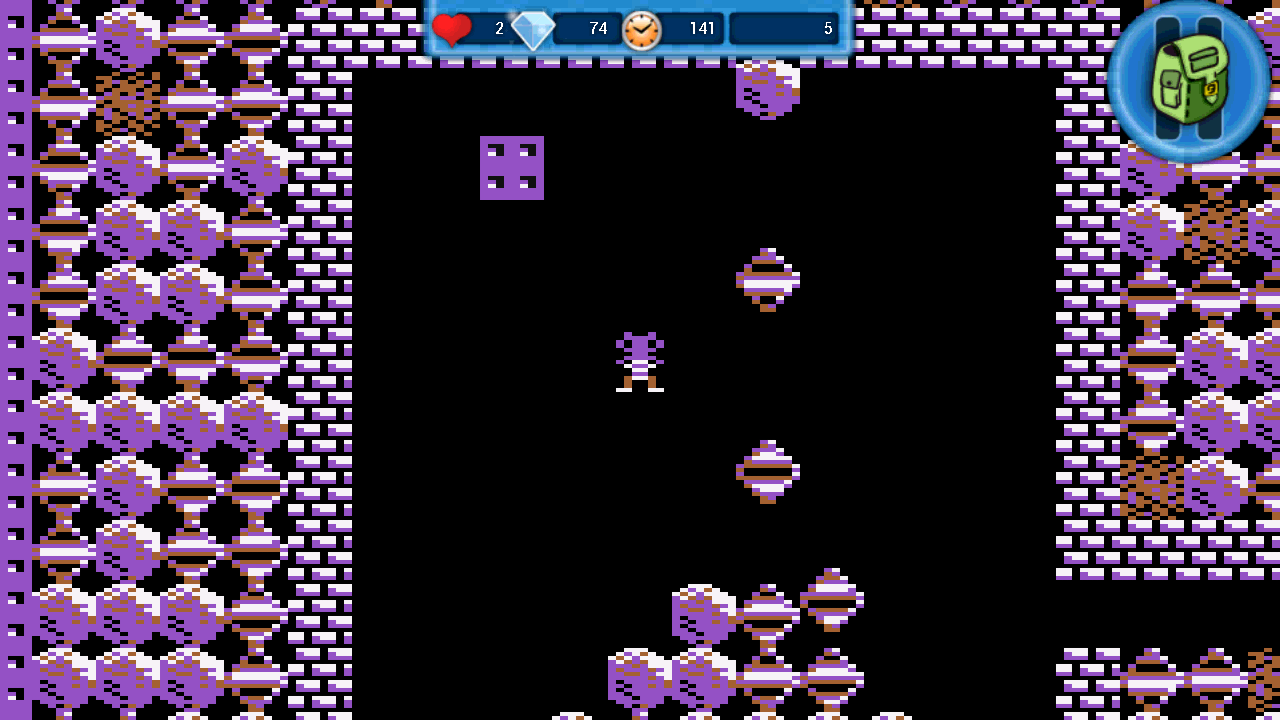 BoulderDash®-TheFullCollection - screenshot