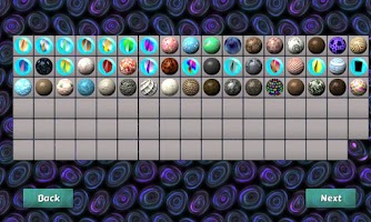 Screenshot of 101 Marbles