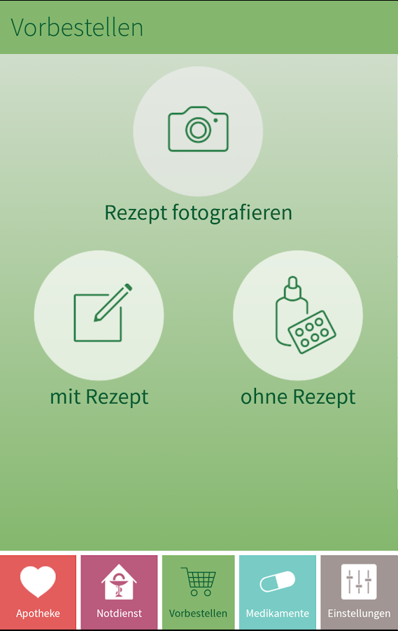 ApothekenApp - screenshot