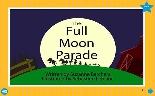 The Full Moon Parade
