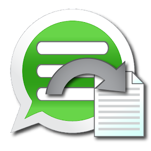 Backup Text for WhatsApp - Android Apps on Google Play