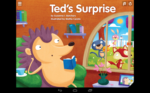 Ted's Surprise Red Chair Press