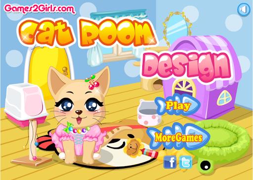 เกมส์ออกแบบห้องแมวเหมียว