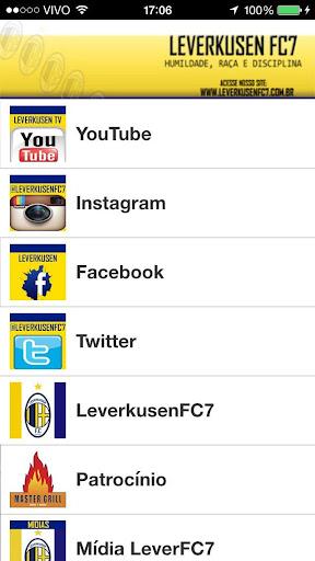 【免費運動App】LeverkusenFC7-APP點子