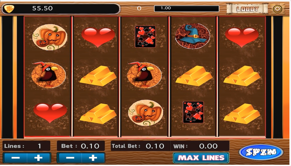 Hot Vegas casino Slot -HD - screenshot