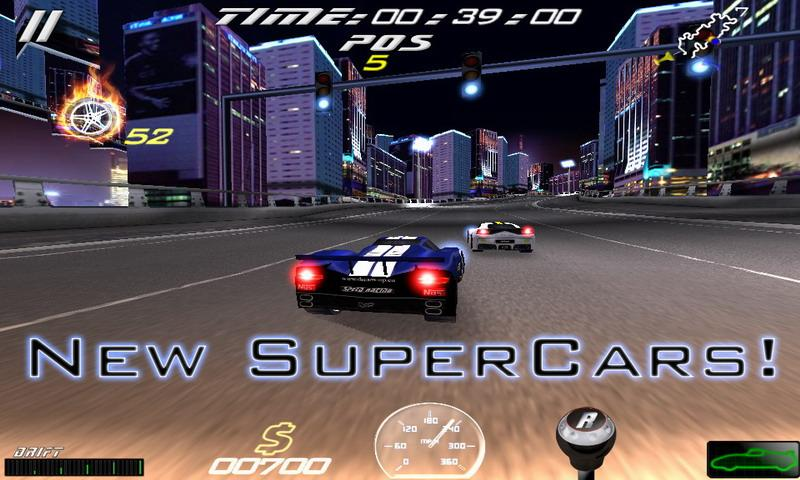 Speed Racing Ultimate 2 Free- screenshot