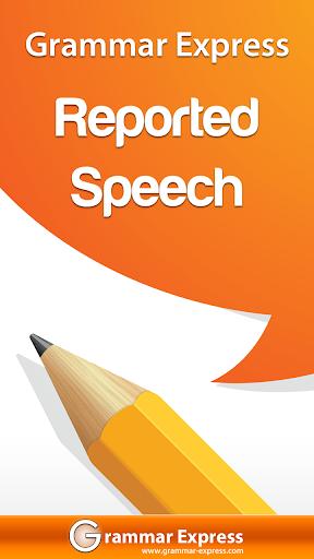 Grammar : Reported Speech