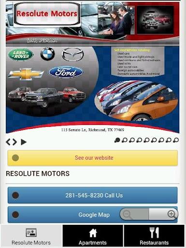 Resolute Motors