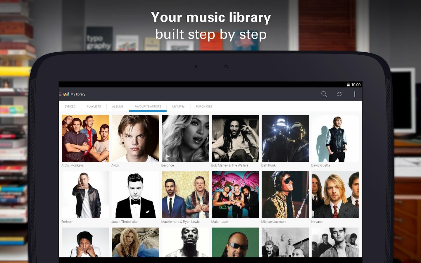 Deezer - screenshot