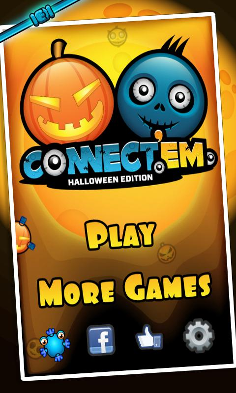 Connect'Em Halloween - screenshot