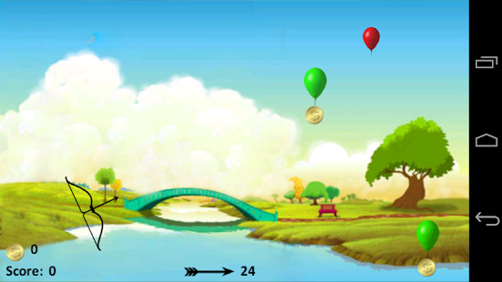 Balloon Bow & Arrow - screenshot thumbnail