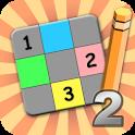 Sudoku Revolution 2 : Consecutive, King, Knight icon