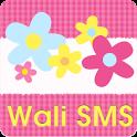 瓦力短信kitty的粉红世界主题 icon