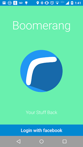 Boomerang - Track your stuff