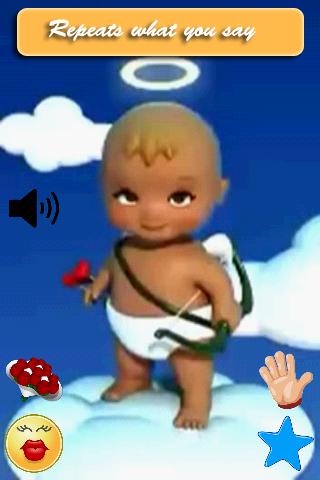 Talking Angel Baby