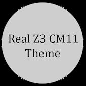Real Z3 CM11 Theme