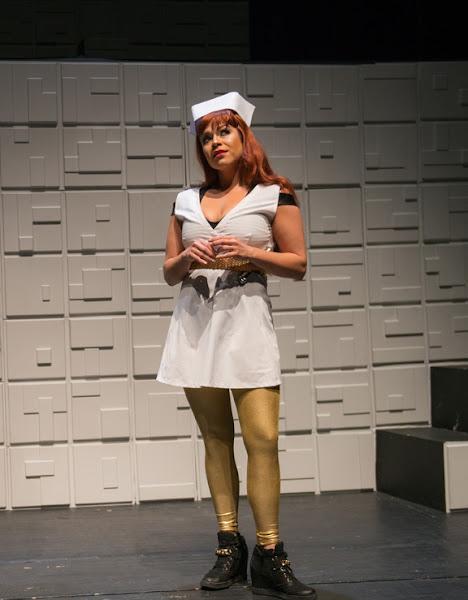 <p> Chelsea Rose Tucker as Ginger in <em>Broken Sex Doll.</em>Scott Munn photo.</p>