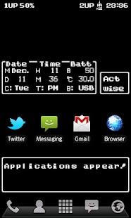 8bit Battery Icon screenshot