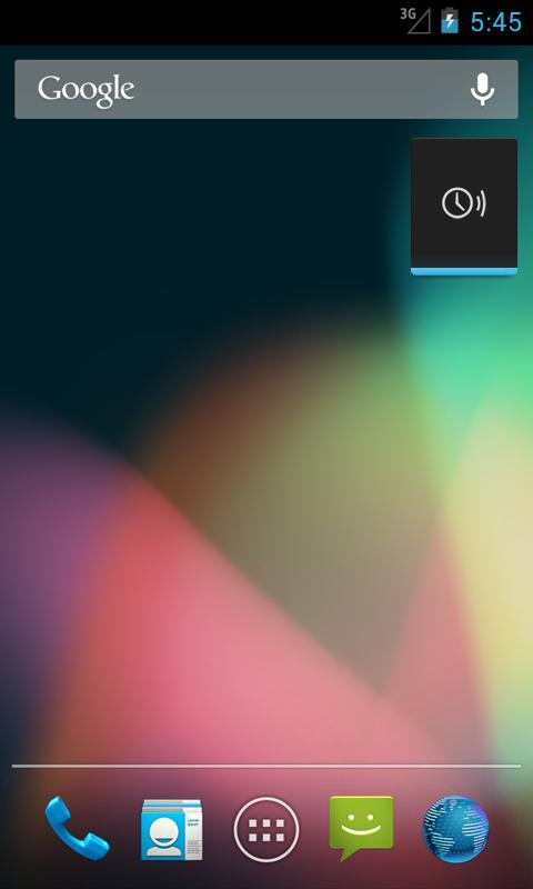 Pocket Clock - screenshot