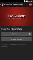 Screenshot of Ransomed Heart