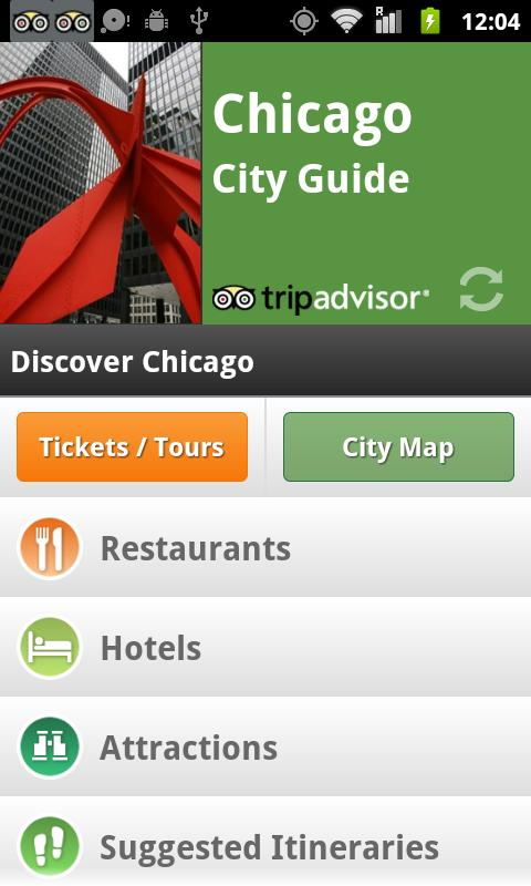 Chicago City Guide - screenshot