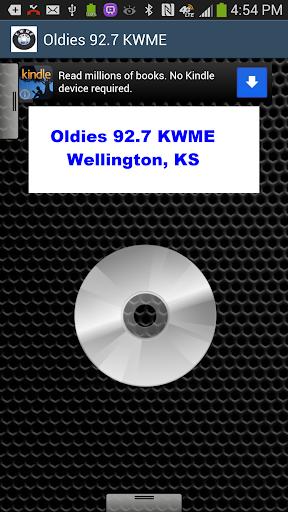 Oldies 92.7 KWME