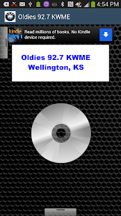 Oldies 92.7 KWME - screenshot thumbnail