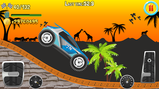 Hill Climb Truck Race screenshot 5