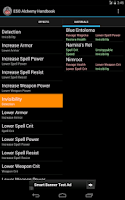 Screenshot of ESO Alchemy Handbook