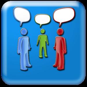 المحادثة الانجليزية 教育 LOGO-阿達玩APP