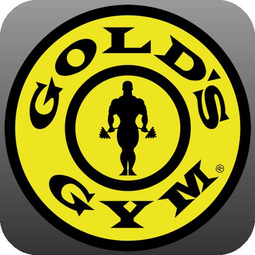 Gold's Gym Webster LOGO-APP點子