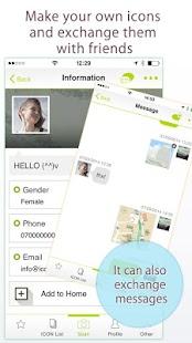 QRcode-BarcodeReader/ICONIT - screenshot thumbnail